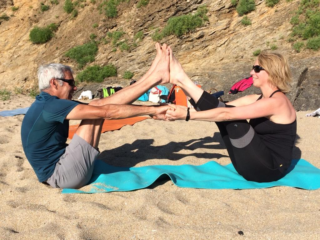 Reprise des cours de yoga à partir du lundi 16 septembre 2019