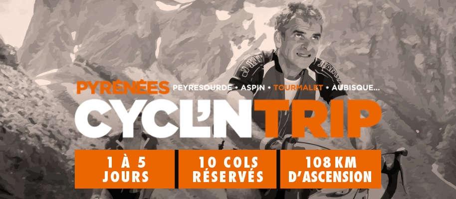 PYRENEES CYCL'N TRIP