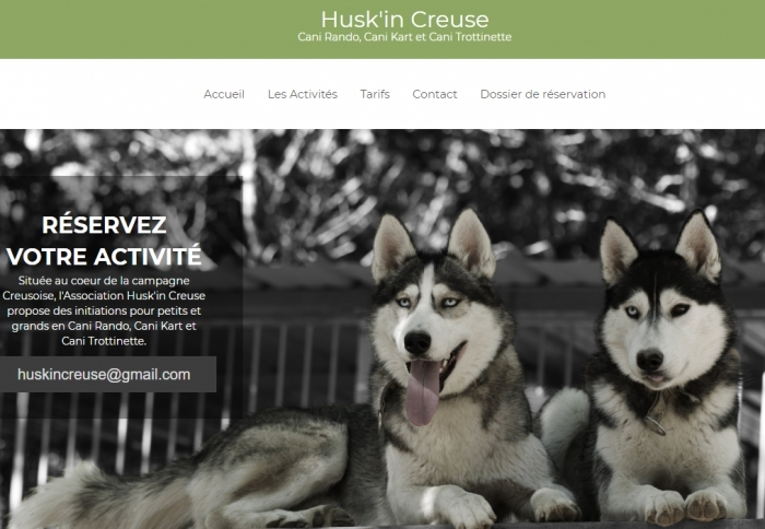 Husk'in Creuse