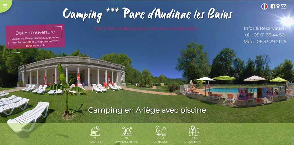 Camping Audinac