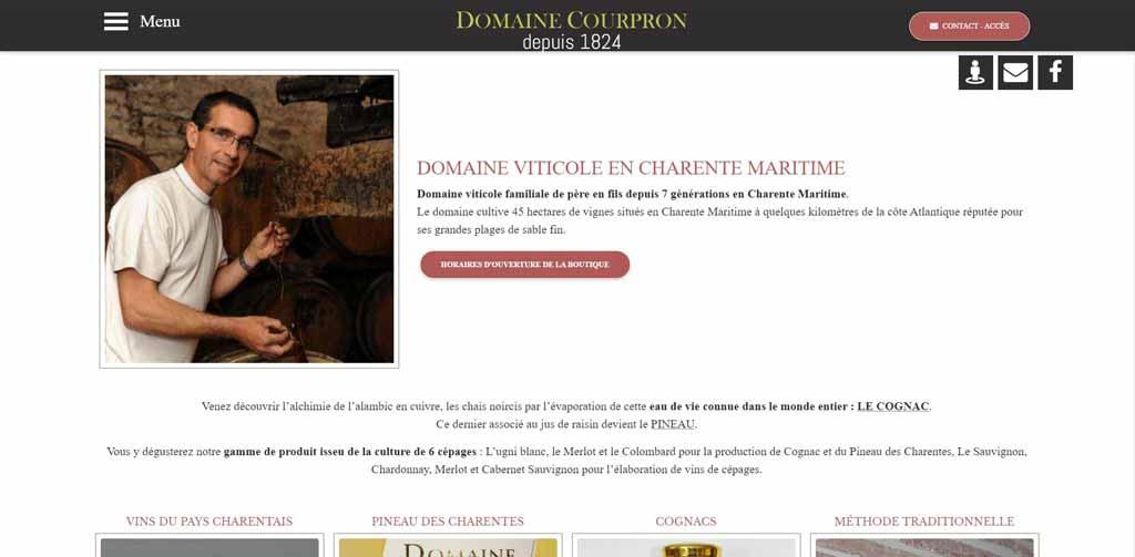 Domaine Courpron