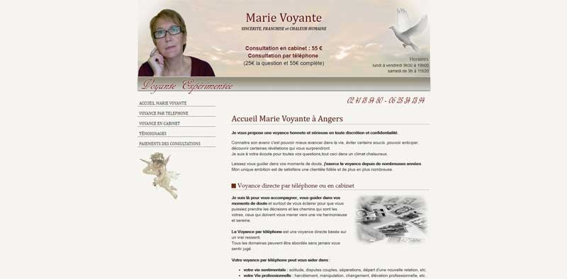 Marie Voyante