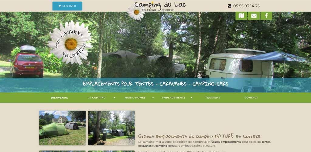 Camping Eigletons