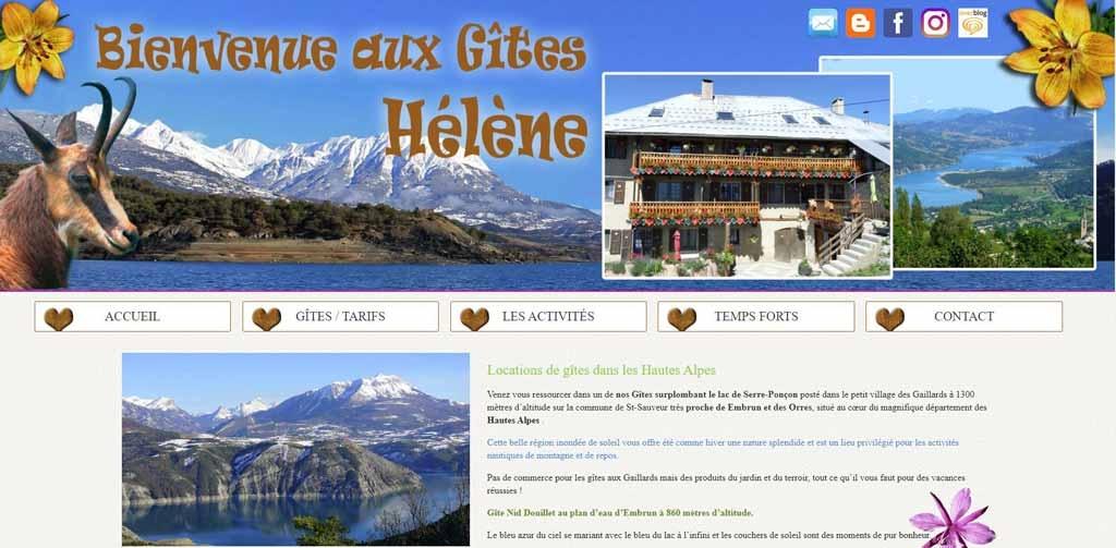Gîtes Hélène