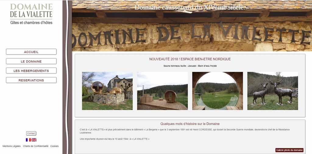 Domaine de la Vialette