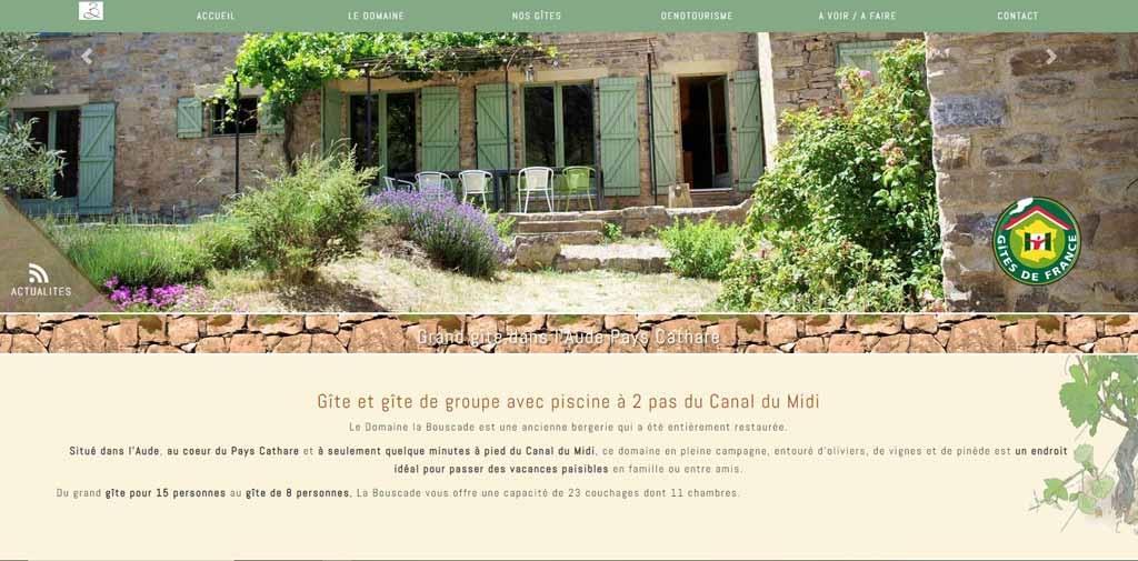 Domaine de la Bouscade