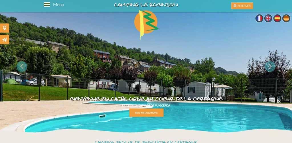 Camping Le Robinson