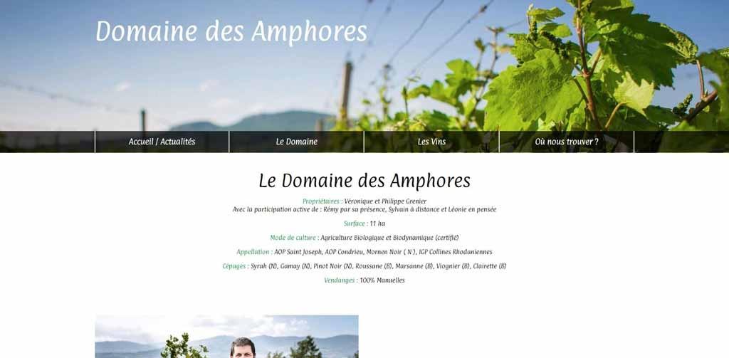 Domaine des Amphores