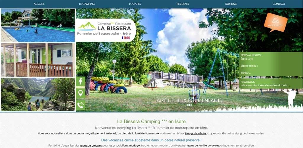 Camping la Bissera