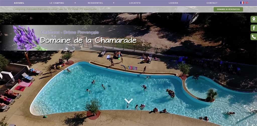 Camping la Chamarade