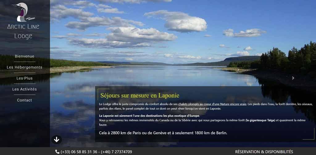 Arctic Line Lodge